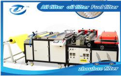 /Вращающегося воздушного фильтра грубой очистки топлива и масла Pleating бумаги фильтр Машины оборудование
