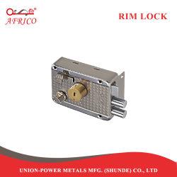Двери Lockset оборудование латунный Цилиндровый замок с ключом для системы безопасности