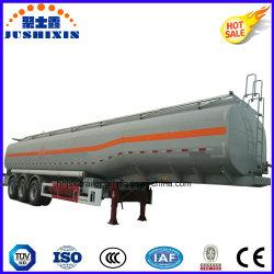 مقطورة خزان زيت 42000~45000لتر، مقطورة ناقلة وقود كبيرة السعة للبيع