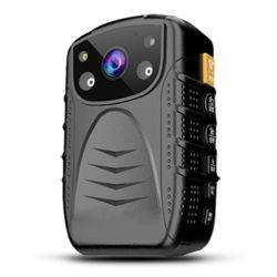 4K corps cachés de la caméra vidéo portable pour la police de came avec télécommande WiFi GPS