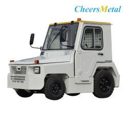 ディーゼル電気航空機空港GSE手荷物の牽引の牽引のトラクターの製造業者