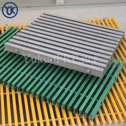 Высокое качество желтый/зеленый/красный FRP решетку из стекловолокна