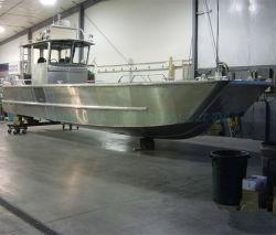 29FT алюминия и сплавов на лодке работы/Пароме/ посадки судов
