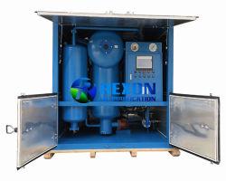 9000L/ч биполярного вакуумный изолирующий фильтр для очистки масла для трансформаторное масло для поддержания