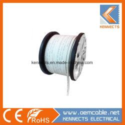 El cable blanco en el cable blanco Cable de RCP RCP el cable del altavoz