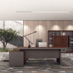 Hölzerner Büro-Möbel-moderner Entwurf Executiv-CEO-Büro-Tisch