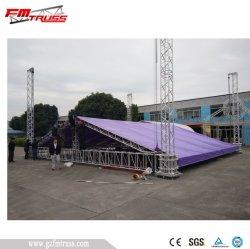 Быстрая установка 290мм шаровой кран ОСВЕЩЕНИЕ ОПОРНОЙ подъем и изогнутые алюминиевых опорных/осветительная мачта опорных