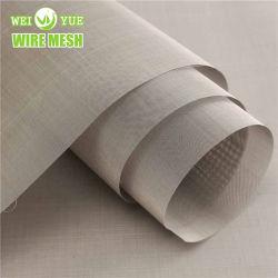 Le métal en acier inoxydable de maillage de Filer de Wire Mesh microns tissu du filtre