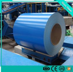 Prépeint SGLCC/couleur pour les bobines en acier recouvert de zinc métal roof (PPGL)