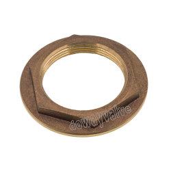 صامولة قفل ذات دعامة برونزية ببرغي لولبي