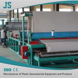 プラスチック水排水によって窪みを作られる膜の放出機械