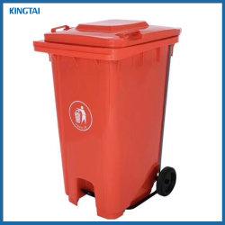 フィートペダルのゴミ箱か屋外のフィートによって作動させる無駄Bins/100L/120L/240L