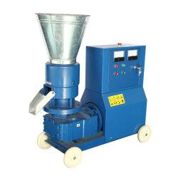 Drei Walzen Angetriebene Holzsägemehl Pellet-Pressmaschine mit Ce