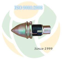 30/60/22mm haste redonda cinzel Rock Bits Bullet dentes (NB47K22H-60) para o Rock Drilling Tools