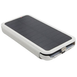 """iPhone 6s Case 4.7 """" 5V 2800mAh Safe Solar Rechargeable Battery."""