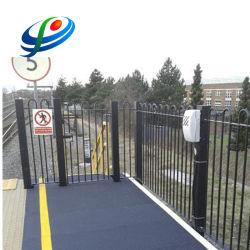 工場価格の安い細工した鉄道の塀の高い可視性の安全囲うこと