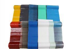 Ausgezeichnetes isolierendes gewölbtes transparentes FRP Dach-Blatt