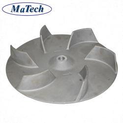インペラ部品用高精度アルミニウム低圧鋳造