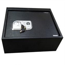 Biometrische vingerafdruk LCD-bedieningspaneel met opening aan de bovenzijde veilig
