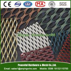 Maillage élargi / Maille en acier inoxydable / Aluminium / latte en métal