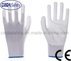 Труда защитные электронный узел PU перчатки/рабочие перчатки/безопасности вещевого ящика
