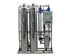 Filtro de membrana de ultra filtración para el reciclaje del agua de lavado de coches
