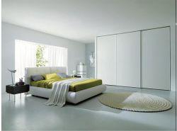Het nieuwe Moderne Ontwerp van de Garderobe van het Huis Slaapkamer Aangepaste