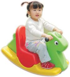 유치원 승차 장난감을 해 플라스틱 장난감 동물성 모양 흔들 목마