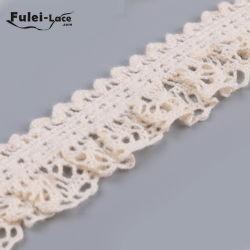 Guipure de algodón de buena calidad de tela de encaje