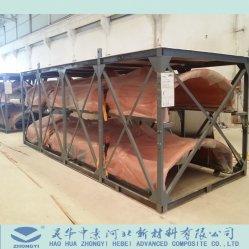 금속 & 광업 해결책 FRP GRP 합성물 구조