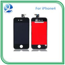 شاشة LCD للهاتف المحمول لجهاز الالتقاط الرقمي بشاشة اللمس iPhone4 4G التجميع