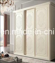 Portello del Governo di memoria del MDF della pellicola del PVC/portello dell'armadietto per mobilia domestica