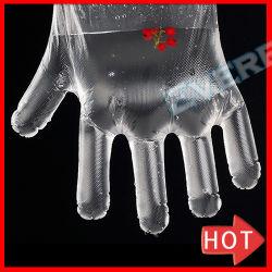 En PEHD jetables/ LDPE/CPE/TPE Gants Les gants/PE Polyéthylène pour industrie alimentaire