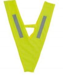 Form-Kind-Sicherheits-Weste mit Polyester-strickendem Gewebe Dfb001