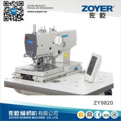 Zoyer Bruder Computer-Öse Knopf Holing Industrielle Nähmaschine (ZY9820)