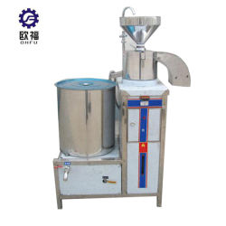 機械を作る産業大豆の粉乳