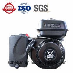 SGSの証明書風によって冷却される60V DCの出力4500W電気自動車インバーターガソリン発電機の価格