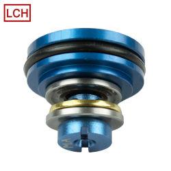 منتجات الألومنيوم المخصص كباس موتور الميكنة CNC
