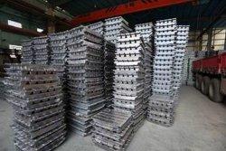 亜鉛インゴット99.995%純度亜鉛インゴットドロスの非鉄金属亜鉛