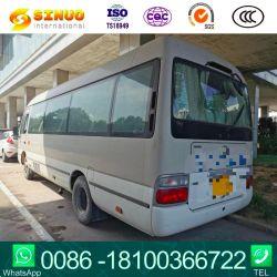 Usa Toyota Coaster en mini bus 23 asientos Toyota Hiace en venta Toyota Coaster furgoneta minibús ómnibus de pasajeros de segunda mano Coaster Autobús Van