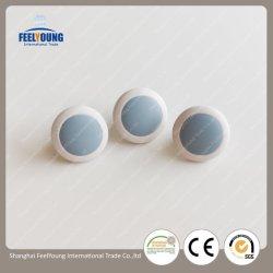 方法は装身具の環境に優しくニッケル自由な金属の青ボタンにボタンをかける