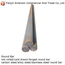 20crmo 25crmo4 Scm420 18CD4 708m20 18crmo4の熱間圧延の鉄棒の鋼鉄丸棒