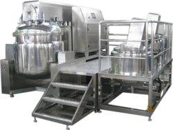 Le vide d'émulsifiant, mélangeur mélangeuse, onguent, en remuant réservoir mélangeur hydraulique de levage