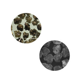 Polvere sintetica eccellente del diamante Fvg-200 per la molatura e polacco