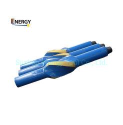 Steinbohrer 12 1/4 Zoll PDC Cutter stabilisieren für Öl Bergbau Bohrloch