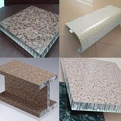Placa de chapa de aluminio el aluminio Panel único de materiales de construcción Precio revestimiento de aluminio