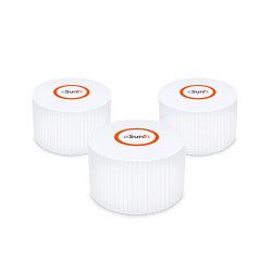 3 Packs Repetidor sem fios dual band Gigabit inicial AC1200m 802.11AC roteador WiFi de malha de rede inteligente