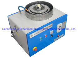 Unipol-160D Mini máquina de pulido automático de doble filo para pruebas de laboratorio