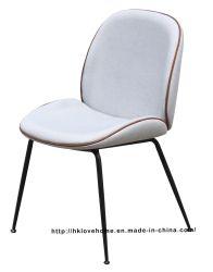 Réplique de salle à manger café restaurant Jardin meubles en métal chaises du dendroctone rembourrés