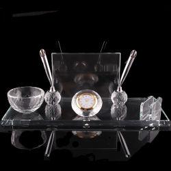 Crystal Burj-Al-Arab, la construcción de modelo para el recuerdo de cristal